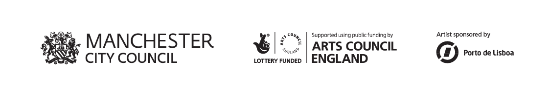 Exhibition supporters logo panel